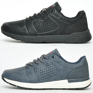 Reverse Jeans & Co Elevate Mens Casual Retro Smart Fashion Trainers From £12.99