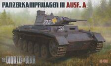 1/72 IBG The World at War W-001 Panzerkampfwagen III Ausf. A