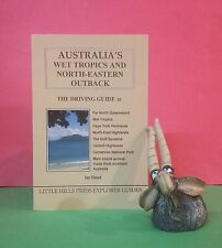 I Read: Australia's Wet Tropics & North-Eastern Outback/driving guide/travel/QLD