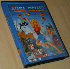 THE GREAT GIANA SISTERS Commodore 64 C64 ~ OVP/BOXED ~ SIGNIERT/SIGNED ~ deu/eng