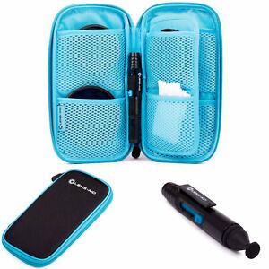 Lens-Aid Filtertasche mit 9 Fächern für Filter bis 82mm inkl. Reinigungs-Stift