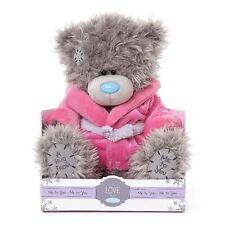 """Me to you 9"""" plush & rose robe de chambre en boîte cadeau-tatty teddy bear"""