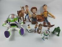 Toy Story Bundle Talking Woody Pull String  Buzz Lightyear Bullseye VGC