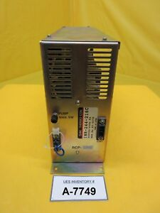 SMC INR-244-216C Power Supply RCP INR-244-244T-670 THERMO-CON Used Working