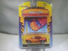 New listing Greenlight Collectables Up In Flames 2006 Camaro Concept Nip Free Shipping