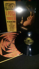 STONED A Psych Tribute To The Rolling Stones LP V/A Sons of Hippies Tulips KVB