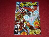 [ Bd Dc Comics USA] Team Titans #5-1993
