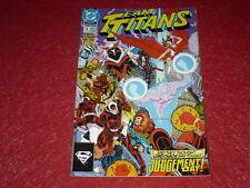 [BD DC COMICS USA] TEAM TITANS # 5 - 1993