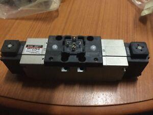 Smc solenoid Valve vp7-8-fg-d 24 volt dc