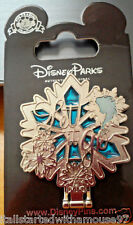 Disney Mirror Pins - Frozen Elsa LET IT GO Locket Disney Pin