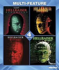 The Hellraiser Collection 6 Film Set Region 1 Blu-ray