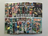 Run Lot of 39 Namor the Sub-Mariner (1990 1st Series) #24-62 59 60 61 62