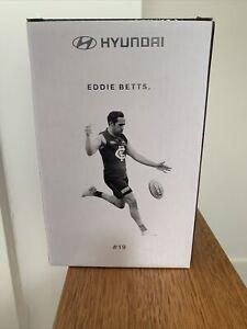 BOBBLE HEAD AFL CARLTON FC EDDIE BETTS BNIB LIMITED EDITION
