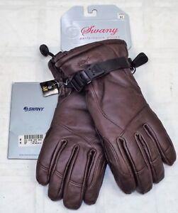 Swany Womens Garland Ski Gloves Size Medium #568565