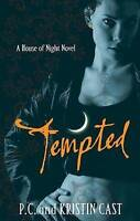 Cast, Kristin, Cast, P. C., Tempted: Number 6 in series (House of Night), Very G