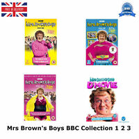 Mrs Brown's Boys Series 1-3 The BBC Collection 1 2 3 Mrs Brown's Boys New UK DVD