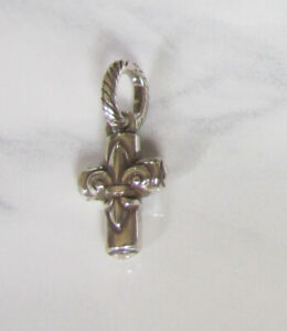 "Brighton ""Royal Cross"" Dangle Charm"