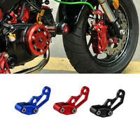 Aluminum Motorcycle Brake Line Clutch Cable Handlebar Frame Clamp Clips 3 Colors