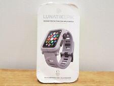 LUNATIK EPIK-004 Polycarbonate Case + Silicone Band for Apple Watch Series 1