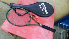 Tennis Racket Wilson Staff 800 st High Beam Series 95.Sq.In with Cover