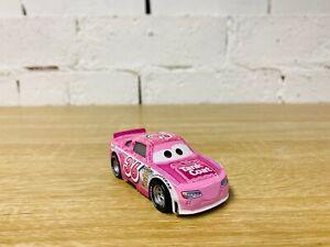 Reb Meeker Pink Tank Coat 36 Disney Pixar Diecast Cars Piston Cup Racer