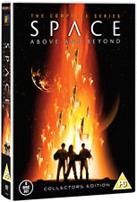 DVD:SPACE - ABOVE AND BEYOND - COMPLETE SERIES SPECIAL EDIT - NEW Region 2 UK