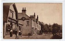 POST OFFICE, ROW, GARELOCH: Dunbartonshire postcard (C21966)