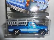 Hot Wheels Car Culture Trucks Series Ford F-250 w/RRs