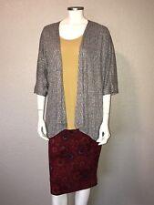 LuLaRoe Lindsay Print Classic T Cassie Skirt Outfit Lot of 3 Sz Medium NWT #L42