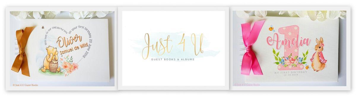 Just 4U Guest Books*n*Albums