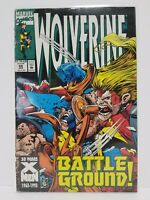 Wolverine #68 - Marvel April 1993 - actual pictures - 3.0 GD/VG