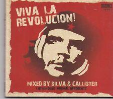 Silva&Callister-Viva La Revolucion cd album