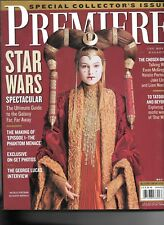 Premiere Magazine May 1999 Natalie Portman Star Wars Special Collector's issue