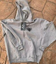 Oakley mens Full Zip Crest Fleece 2 Hoodie size Large