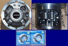 REMAN 7.5 7.6 7 1/2 5/8 10 BOLT EATON GOV LOC POSI 28 NEW BEARINGS CLUTCHES G80