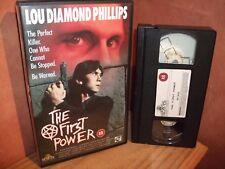 The First Power  - Big box Original Release