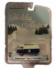 Greenlight 1:64 Holiday Collection Hobby Volkswagen Type 2 Panel Green Machine