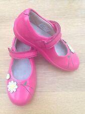 Clarks Girls Shoes 8.5 F. Binnie Jam Inf. Worn Once. Rrp £38.00