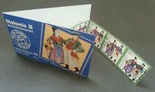 Germany Traditional Costumes 1993 Cloth Attire Culture Art Dance (booklet) CTO