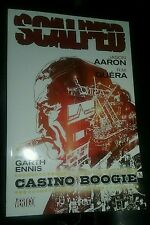 SCALPED CASINO BOOGIE TPB VERTIGO DC COMIC FANTASY WESTERN ADVENTURE GARTH ENNIS