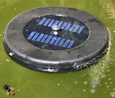 Solar Flotante Estanque De Jardín Bomba de Aire Oxigenador Difusor pondxpert Nuevo