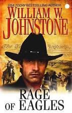 Johnstone, W., William, Rage of Eagles (Eagles 5), Very Good Book