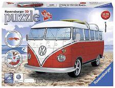 Ravensburger 12516 Puzzle 3D Camper Volkswagen T1