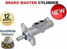 FOR VOLVO S60 2.0 2.4 T5 R TURBO ATE 2000-2010 NEW BRAKE MASTER CYLINDER