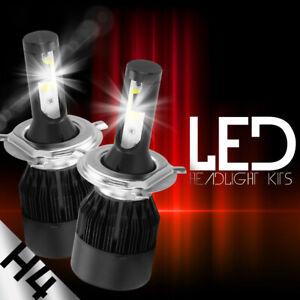 H4 HB2 9003 488W 48800LM CREE LED Headlight Kit Hi-Lo Beams Bulbs 6000K White