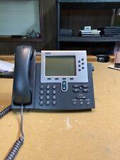cisco ip phone 7960 POE phone With Handset