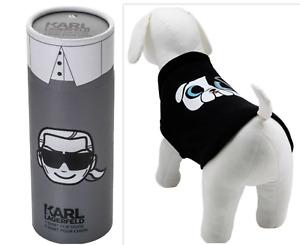 Karl Lagerfeld Pets Cat Dog T-Shirt Dog Dog shirt Dog clothes