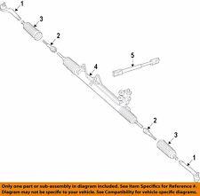 OEM MERCEDES-BENZ SPRINTER Power Steering Rack Pinion Complete