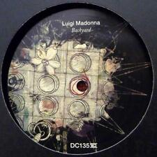 "Luigi MADONNA Backyard (12"") Drumcode Vinyl"