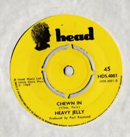 Heavy Jelly - Time Out (The Long Wait) - Chewn in - UK psych Head vinyl 1969 EX